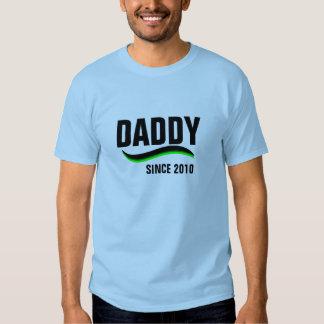 Papá--Desde 2010 Playera