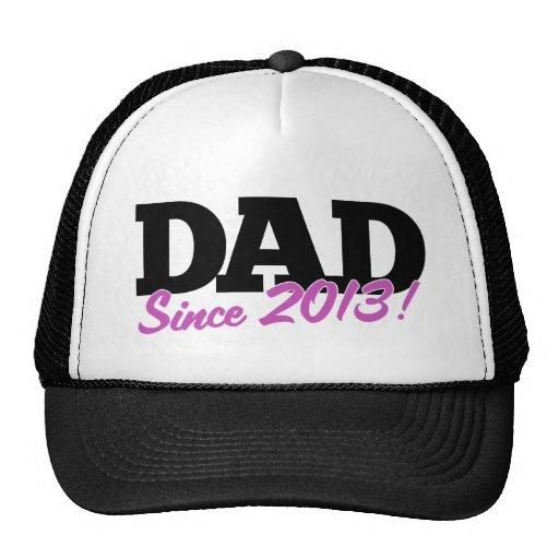Papá desde 2013 gorra