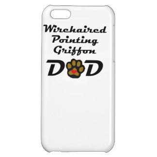 Papá el señalar Griffon Wirehaired
