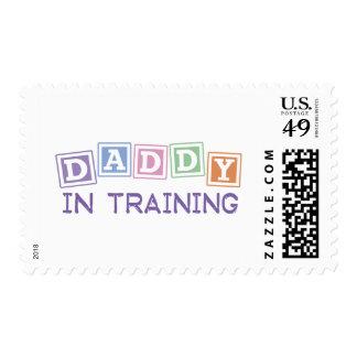 Papá en el entrenamiento