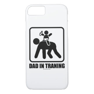 Papá en el entrenamiento funda iPhone 7