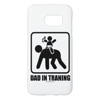 Papá en el entrenamiento fundas samsung galaxy s7