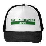 Papá en el entrenamiento gorro