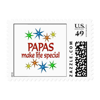 Papá especial sellos
