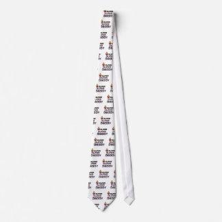 Papá estupendo de Duper Corbata Personalizada