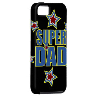 Papá estupendo iPhone 5 fundas