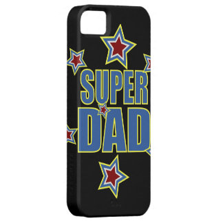 Papá estupendo iPhone 5 carcasas