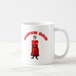 papá estupendo taza de café