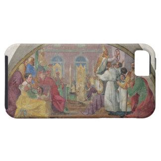 Papa Eugenio IV Consecrating el convento de San iPhone 5 Fundas