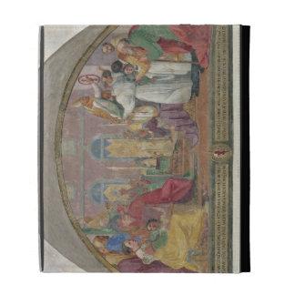 Papa Eugenio IV Consecrating el convento de San ma