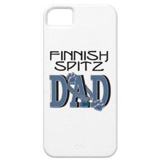 PAPÁ finlandés del perro de Pomerania iPhone 5 Funda
