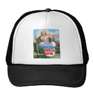 PAPA FRANCISCO MEXICO SAN JUDAS ORIGINALS PRODUCTS TRUCKER HAT