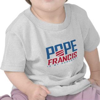 Papa Francisco Camiseta