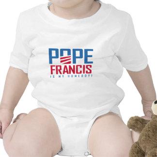 Papa Francisco Camisetas