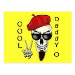 Papá fresco - cráneo del Beatnik de O Postal