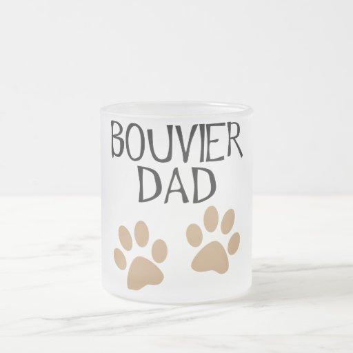 Papá grande de Bouvier de las patas Taza De Café
