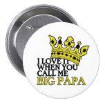 Papá grande pin