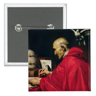 Papa Gregory el grande Pins