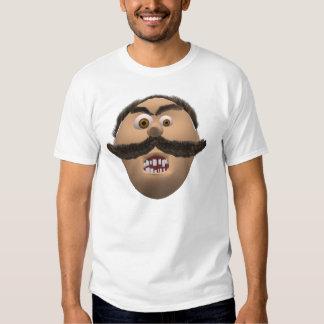 Papa Head Shirt