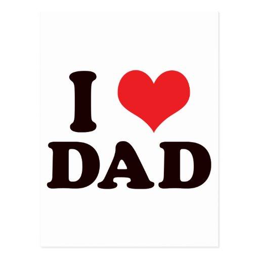 Papá I <3 Postales