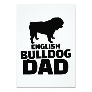 Papá inglés del dogo