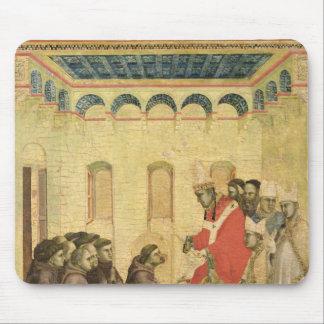 Papa Inocencio III Tapete De Raton