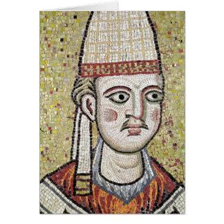 Papa Inocencio III Tarjeta De Felicitación