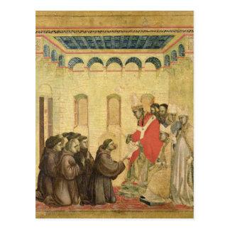Papa Inocencio III Postal