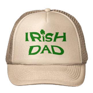 papá irlandés gorra