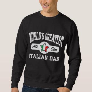 Papá italiano sudadera