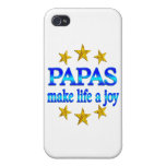 Papa Joy Cases For iPhone 4