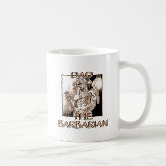 Papá la taza bárbara