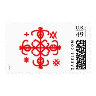 Papa Legba Wear Stamp