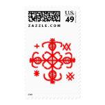 Papa Legba Wear Postage Stamp