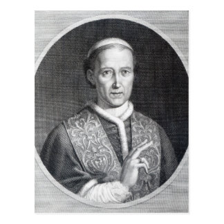Papa León XII, grabado por Rafael Persichini Postales
