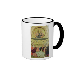 Papa Liberius Founding la basílica Tazas