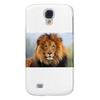 Papa Lion Samsung Galaxy S4 Cases