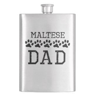 Papá maltés (apenado) cantimploras