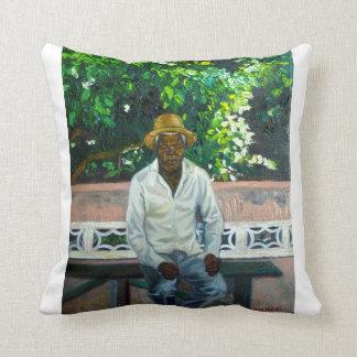 Papa Money Pillow