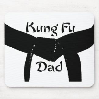 Papá Mousepad de Kung Fu de los artes marciales Alfombrilla De Raton