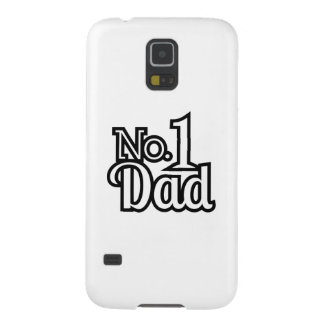 Papá No.1 Carcasa De Galaxy S5