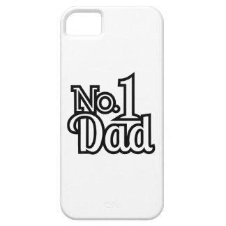 Papá No.1 iPhone 5 Carcasas