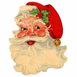 Papá Noel 1 Escultura Fotográfica