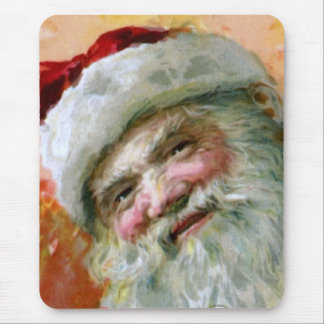Papá Noel 2 Tapetes De Raton
