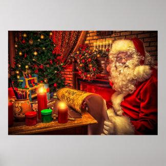 Papá Noel 4 Poster