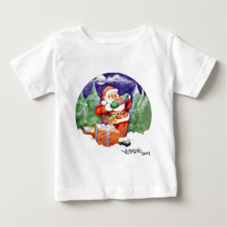 Papa Noel by Albruno Baby T-Shirt