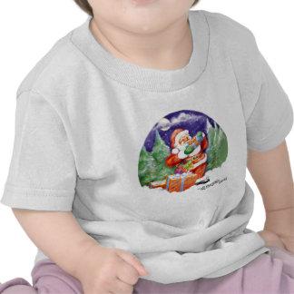 Papa Noel by Albruno T Shirts