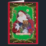 """Papa Noel Card<br><div class=""""desc"""">The Good Velhinho and Christmas 2015!</div>"""