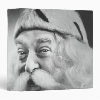 """Papá Noel Carpeta 1 1/2"""""""