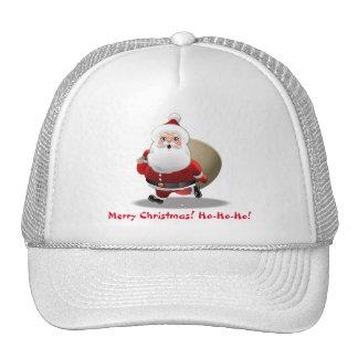 Papá Noel de encargo Gorro